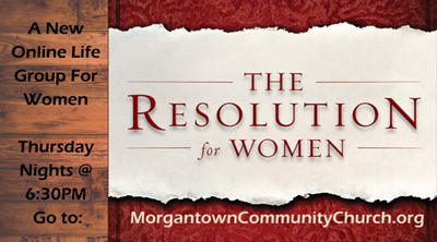 The Resolution for Women book